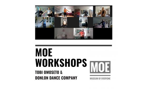 Tobi Omoseto - Hip Hop Dance Workshops